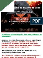 a verdade sobre Halloween