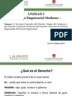 Derecho Empresarial (Administración)
