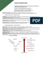 GEOQUÍMICA DE LOS  PROCESOS SEDIMENTARIOS11111111111