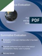 16 Formative Evaluation