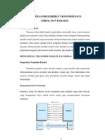 Perbedaan & Kelebihan Transmisi Data