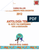 Antologia Tema 1 F