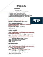 Programa Congreso