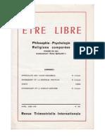 Krishnamurti et la mystique tibétaine - Krishnamurti et la science moderne, par Robert Linssen