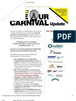 """Save Our Carnival"" -Summerfest"