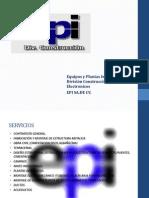 Cv Epi Div Construccion Sa de Cv-PDF