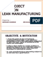 Best Lean Manufacturing