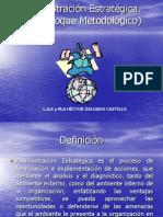 12a Asamblea - Curso de Administracion Estrategica - GTO