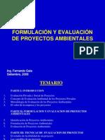 Proyectos Ambientales 2009-II-san Marcos