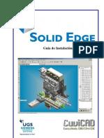 Guia Instalacion Solid Edge Academico v20