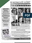 November 2012 HRWF Redwood Alert