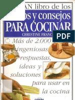 EL Gran Libro de Trucos y Consejos Para Cocinar