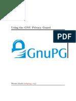GnuPG Manual