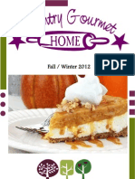Country Gourmet Home Catalog - Fall/Winter 2012