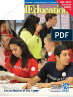 Free Sample Article from Social Education from November 2012