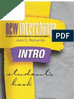 7-New Interchange INTRO Student Book