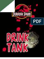 Drink Tank Jurassic