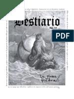 No. 16 - Bestiario - Noviembre 2012