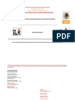 Guía del Facilitador