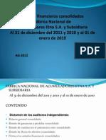 Informe de Auditoria Baterias Etna 17