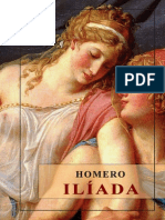Homero - La Iliada