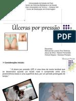 Seminário - úlceras de pressão