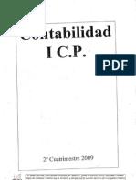 Contabilidad I - Resumen 2009