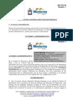 Fosas Comunes Monterrey