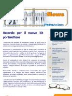 AziendaNews Numero 8 - Ottobre 2012
