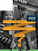 WCH Youth Athletics Programs Winter/Spring 2013