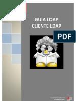 Instalación y configuración de LDAP en Ubuntu creando dominio y estructura.