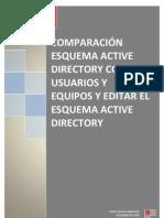 Editar Esquema de active Directory