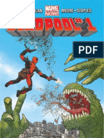 Deadpool Exclusive Preview