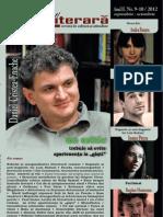 Revista Zona Literara Nr 9 - 10 Septemnrie - Octombrie 2012 Net Si Bdp
