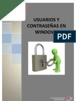 Contraseñas en Windows