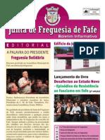 Boletim Informativo N.º 27 - Outubro/2012