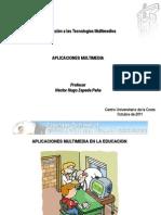 Aplicaciones Multimedia en Educacion