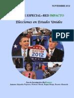 Informe Elecciones Estados Unidos