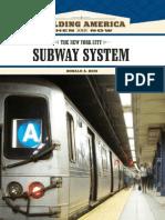 Building America NY - Subway System