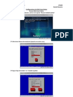 Configuraciones de GNU Linux Fedora