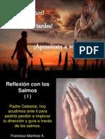 Reflexión con los Salmos (I)