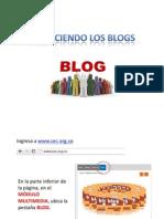 Conociendo Los Blogs