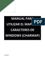 Manual Charmap