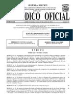 Decreto Promulgado, Anticasinos (1)