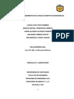 Monografía - Transporte de Sedimentos en Canales Abiertos Erosionables