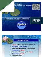 Zycosil Presentation