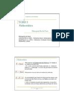 Hidrostática [a] f2