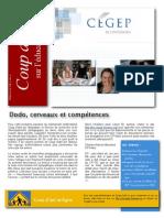 Cégep de l'Outaouais -- Coup d'oeil sur l'éducation 1(3)