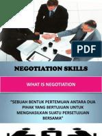 Sesi 3. Negotiation Skills