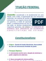Aula CONSTITUIÇÃO FEDERAL (1)